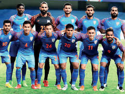 Indian Squad for 2022 FiFa World Cup Qualifiers