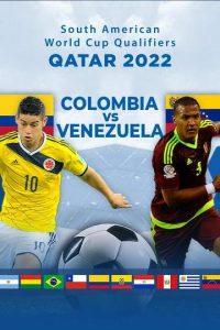 Colombia Vs Venezuela Live